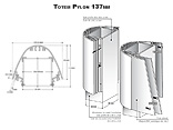Totem Pylon 137mm